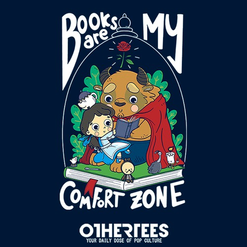 Books Are my Comfort Zone