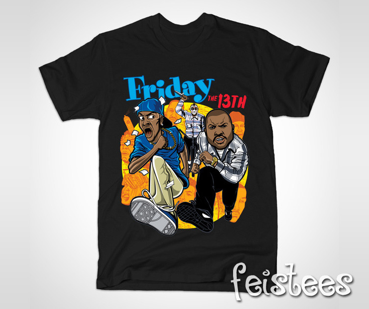 Friday the 13th Friday Movie Shirt