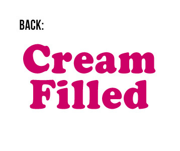 Cream Filled 2 Broke Girls T-Shirt