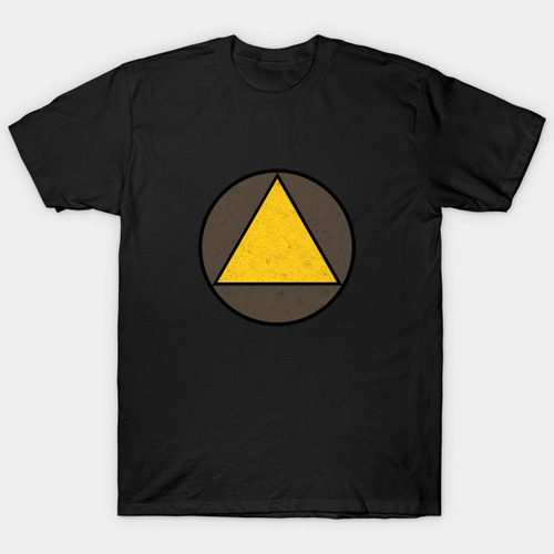 David's Triangle T-Shirt From Legion
