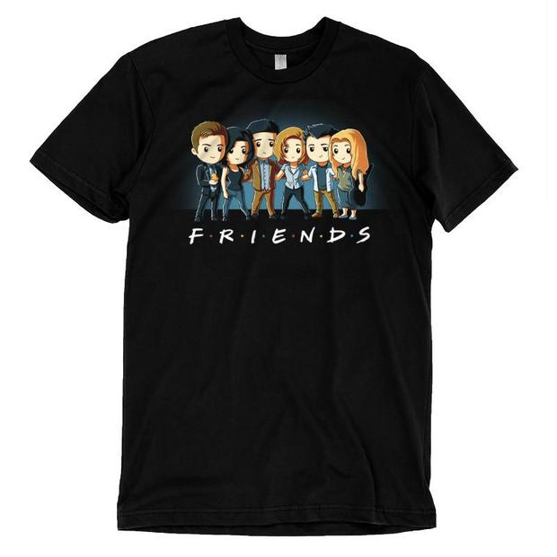 Friends Group T-Shirt
