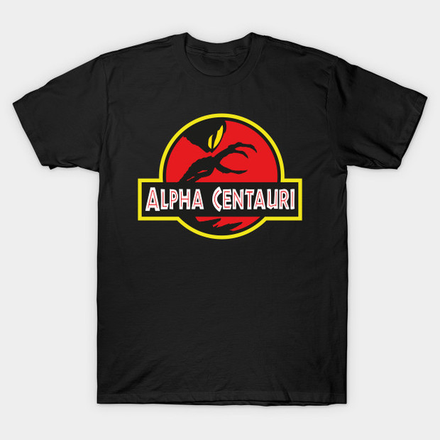 Lost in Space Alpha Centauri T-Shirt