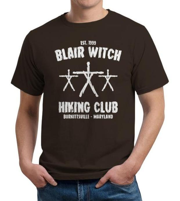 Blair Witch Project Hiking Club T-Shirt