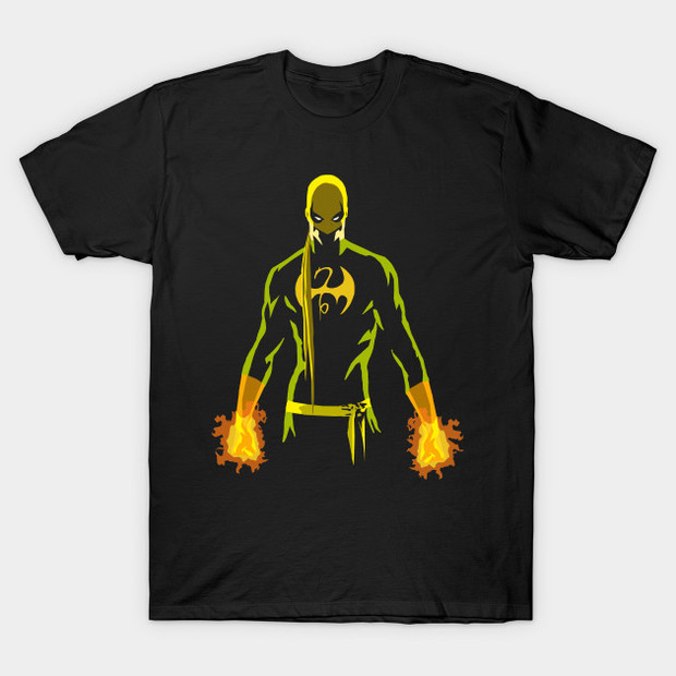 Danny Rand Iron Fist T-Shirt